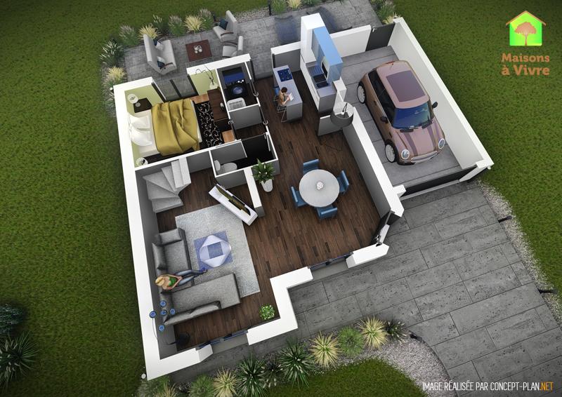 plan de neuve maison 02