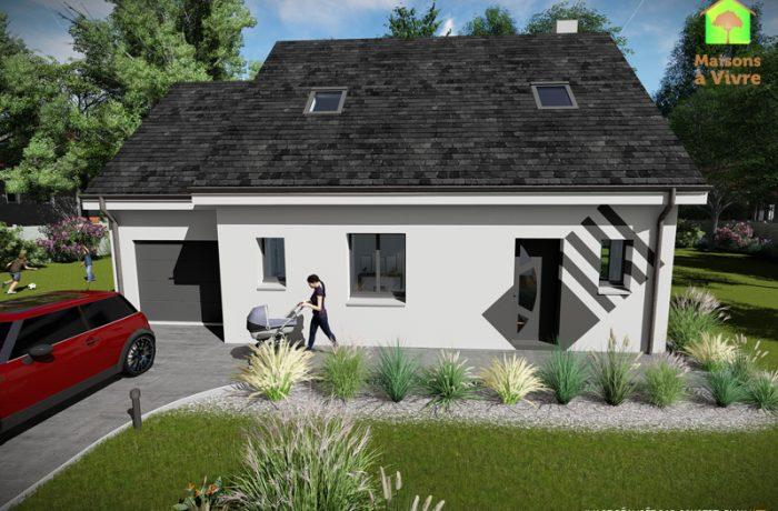 Modèle-de-maison-neuve-Charme-Actuel-tradition-et-modernité-Maisons-à-Vivre