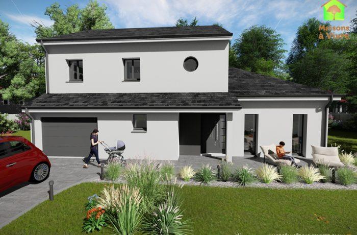 Modèle-de-maison-neuve-Horizon-Actuel-tradition-et-modernité-Maisons-à-Vivre